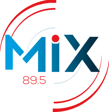 Logo radio mix radio etudiante