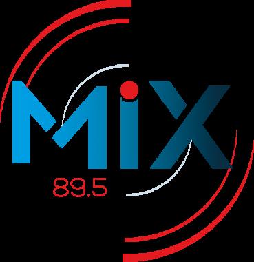 Logo radio mix radio etudiante
